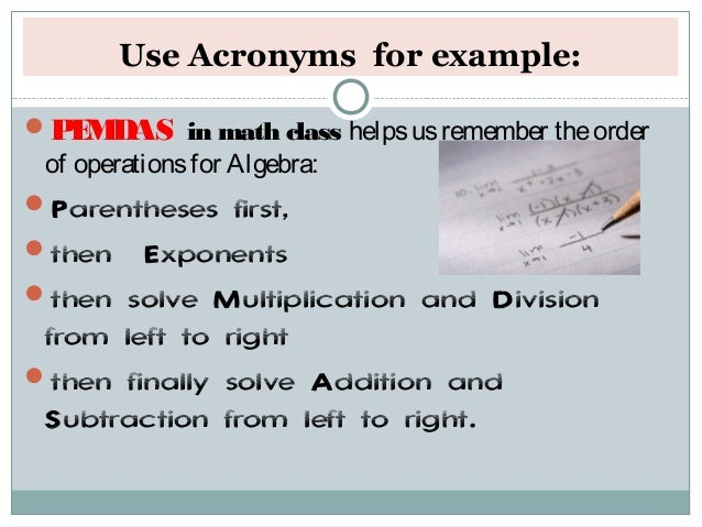 acronym for planets in order - photo #41