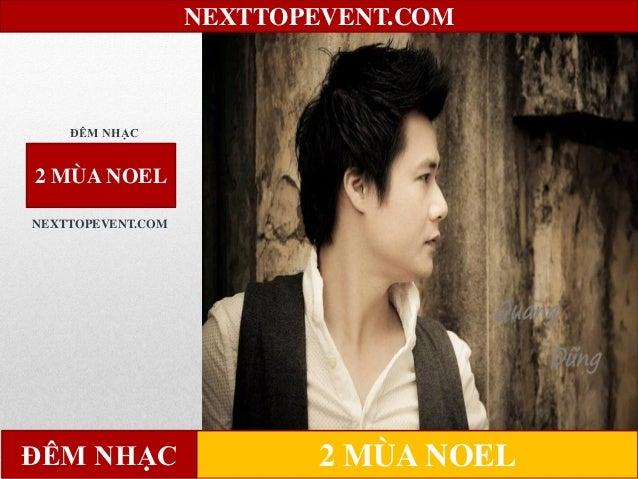 Đêm nhạc 2 mùa noel Slide 3