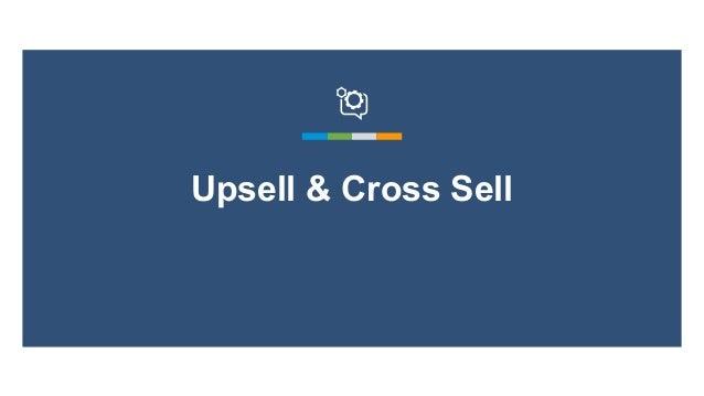Upsell & Cross Sell