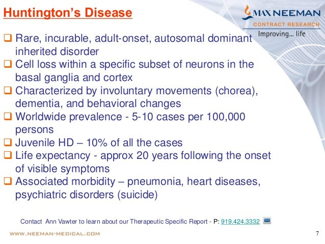 Max Neeman Orphan Disease Experience