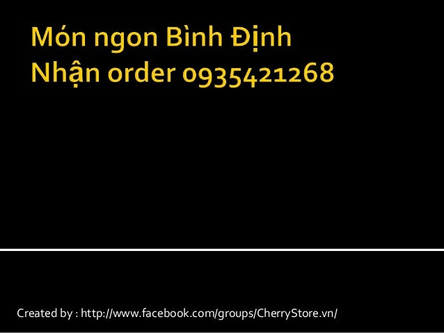 Created by : http://www.facebook.com/groups/CherryStore.vn/