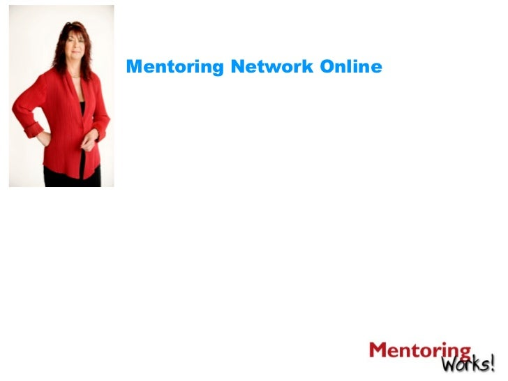 Invitation To The Mentoring Network Online