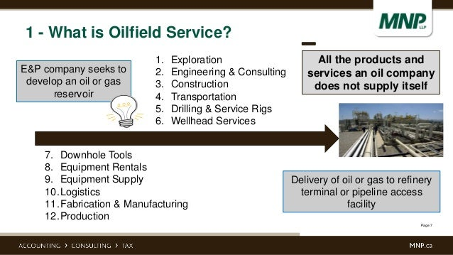 State of the Canadian Oilfield Services Industry and 2015 Outlook Web…