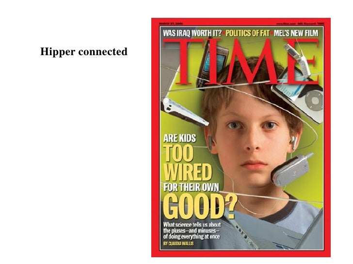 Hipper connected