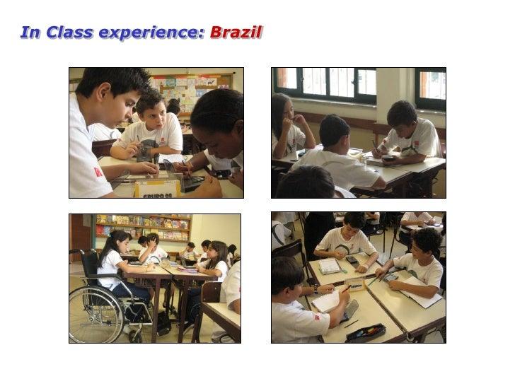 In Class experience: Guatemala