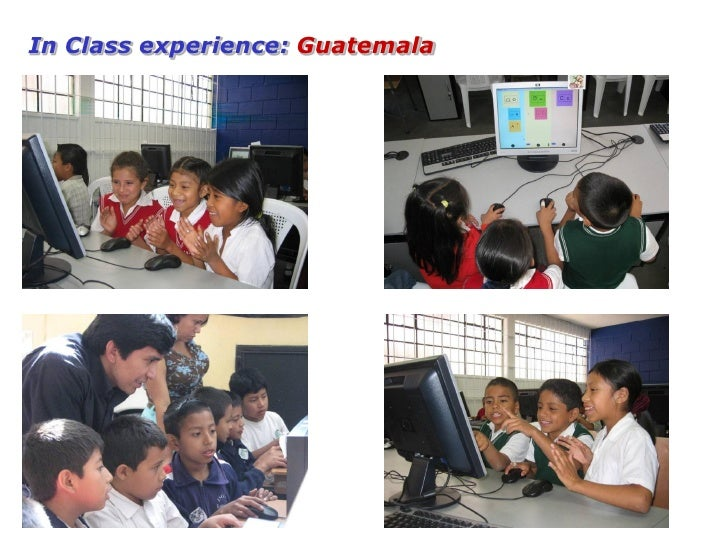 Lessons Learned:  The Barriers of ICT for Education