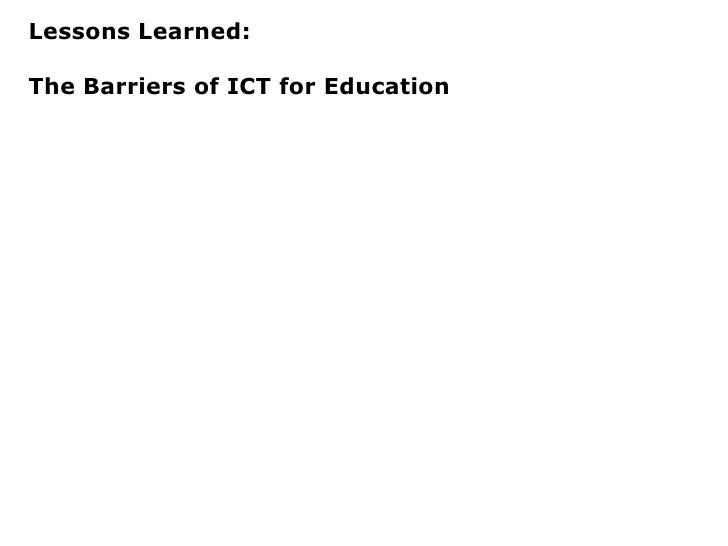 Integration of conventional and digital resources into lesson plan                                                        ...