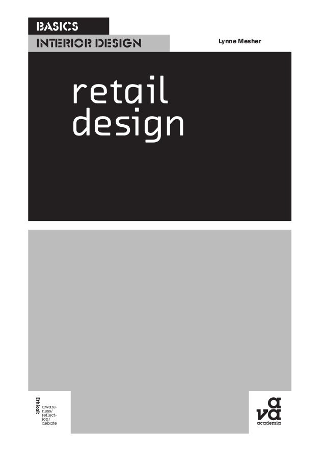 Basics Interior Design Lynne Mesher Retail Design