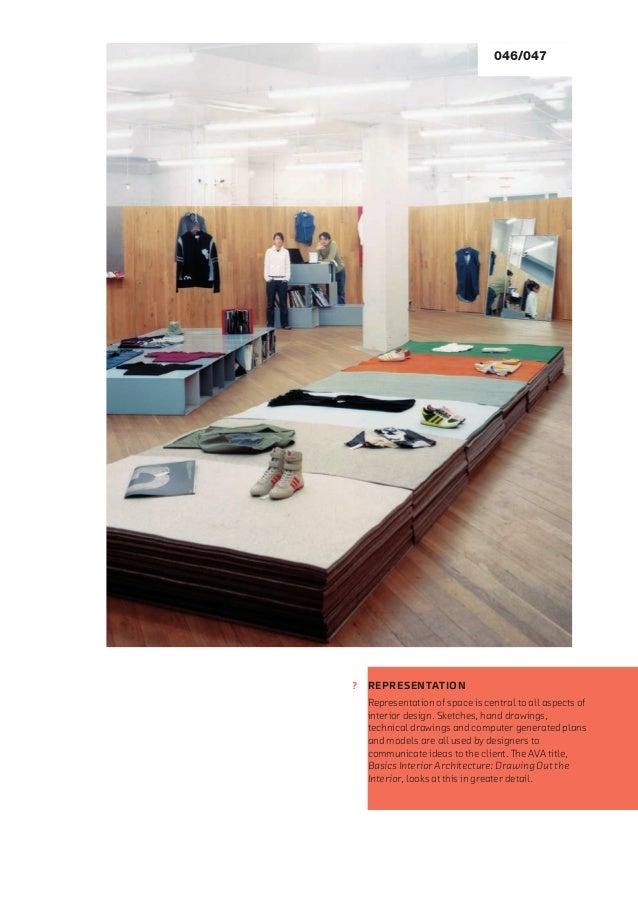 Architecture Drawing Basics interior architecture basics- retail design