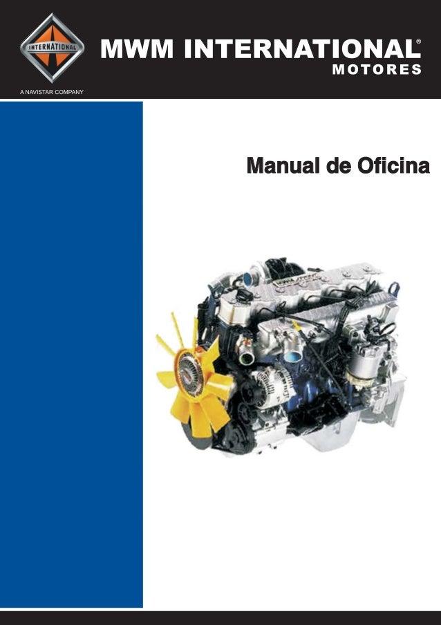 manual do motor mwm sprint 4 07 6 07 rh slideshare net  mwm sprint 4.2 manual