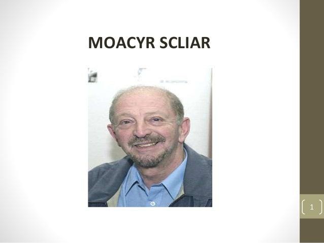MOACYR SCLIAR 1