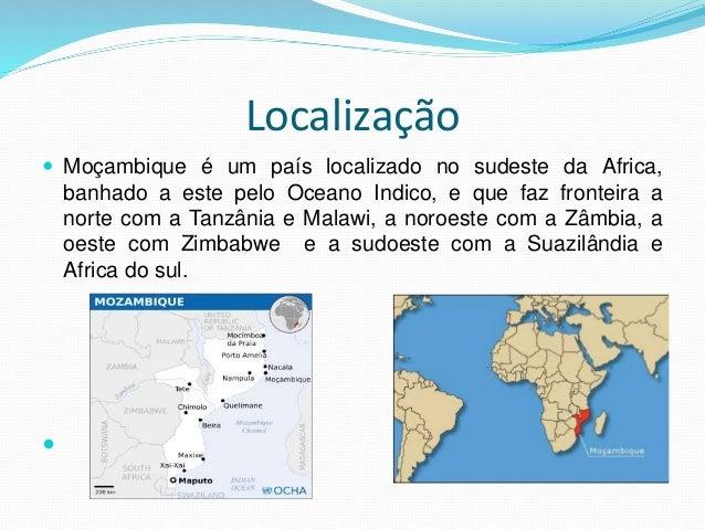 Moçambique Slide 2