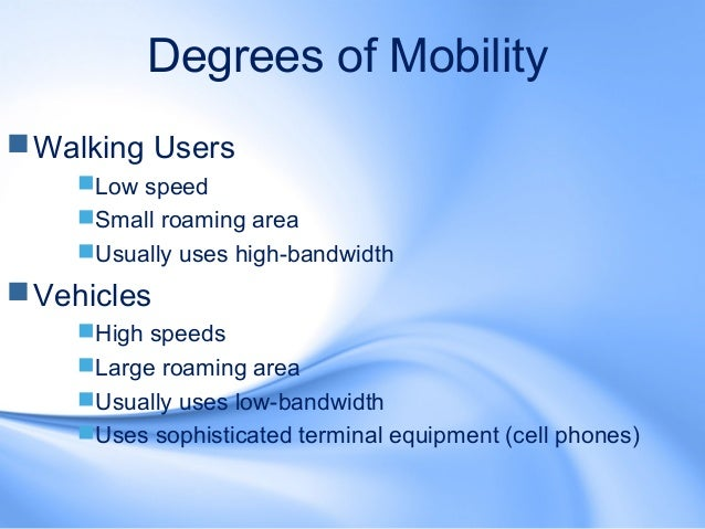 modern trends in hf communication Emerging trends in organizational development by jonathan mozenter boston university graduate school of management strong communication skills, a need to be.