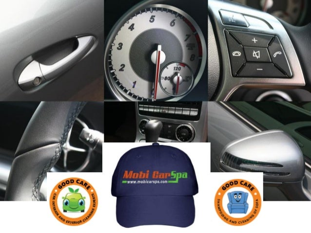 """17-10-2014  2  MobiCarSpa's vision is to contribute towards making the """"Car Care and Upholstery Cleaning Services"""" an orga..."""