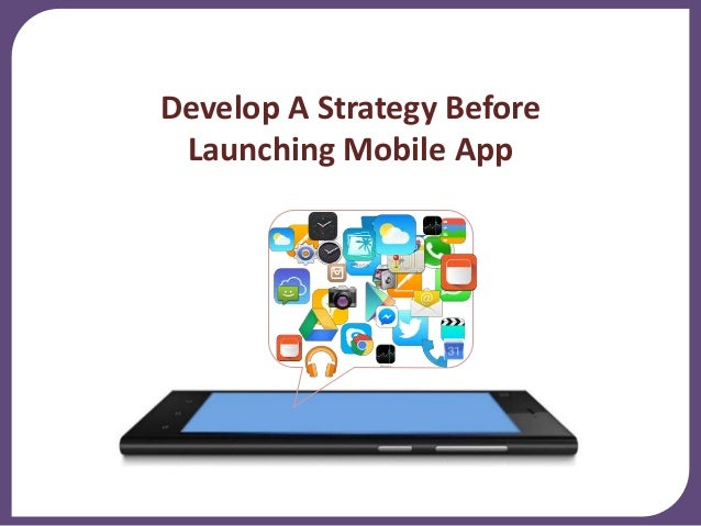 how to develop mobile app