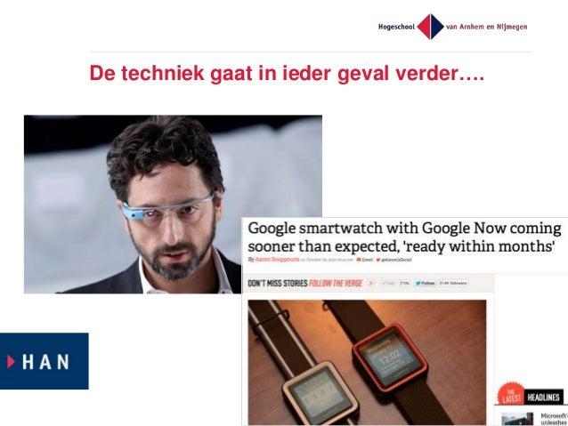 Presentatie boek 'OnderWijs met ICT' - Mobiel leren in Breder Perspectief