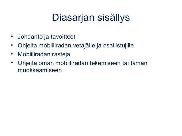 Mobiilirata Slide 2