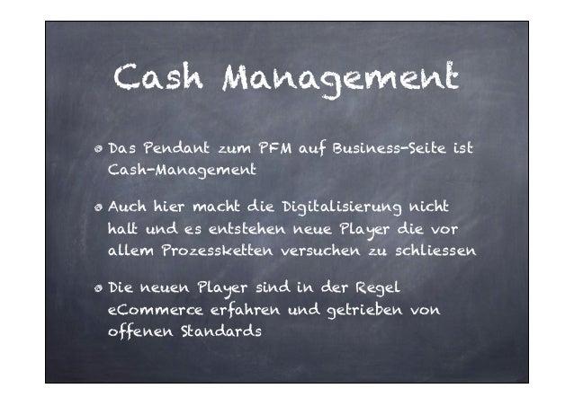 Summary Jetzt haben wir viel gesehen was nicht in Deutschland stattfindet was aber machen die deutschen Banken?