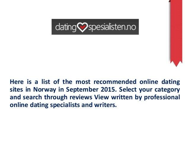 kontaktannonser Dating Sites
