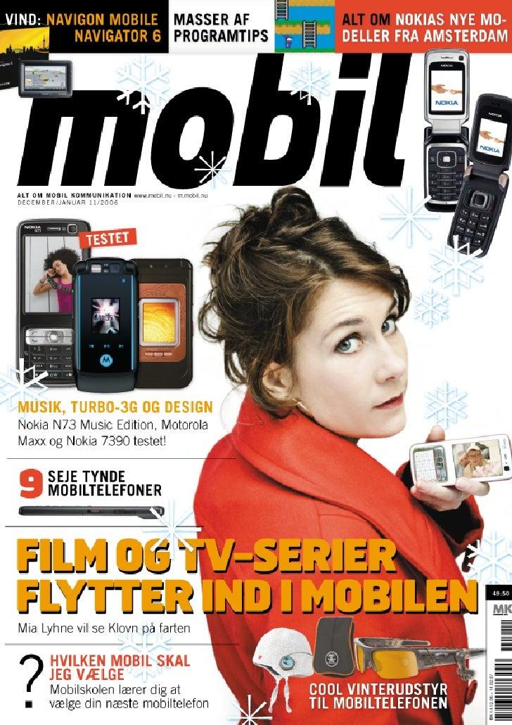 Mobil Magazinedecember06