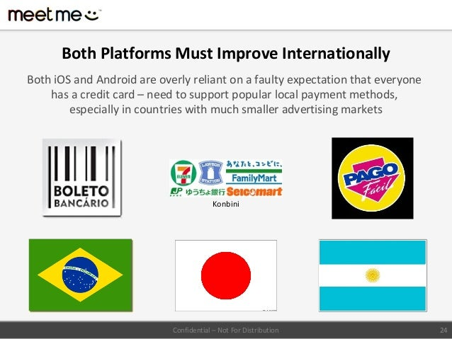 Mobile Monetinization MeetMe