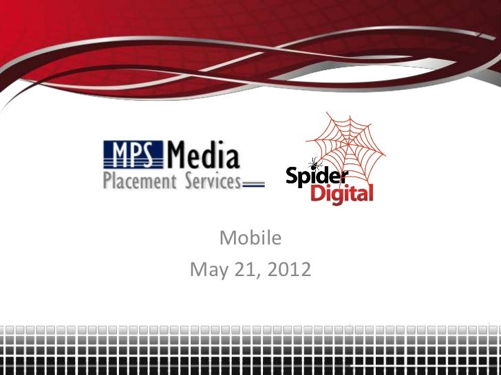 MobileMay 21, 2012