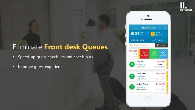 The Next Gen App For Smart Hotels; 2. Eliminate Front Desk ... Home Design Ideas