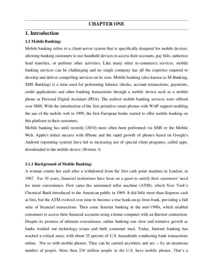 Mobile Bankingsysteminbangladeshacloserstudy