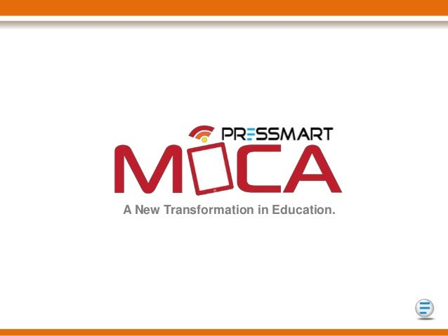 A New Transformation in Education.