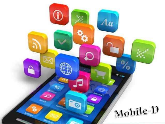 Mobile-D fue creado por los investigadores del VTT, en Finlandia. Como parte del proyecto ICAROS.