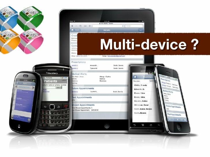 Multi-device ?