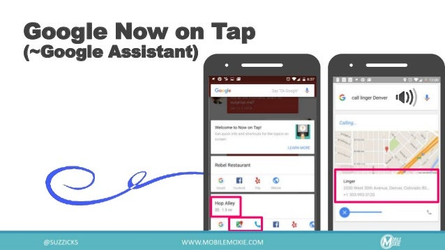 Google Now on Tap (~Google Assistant)