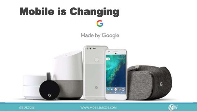 Search is Changing