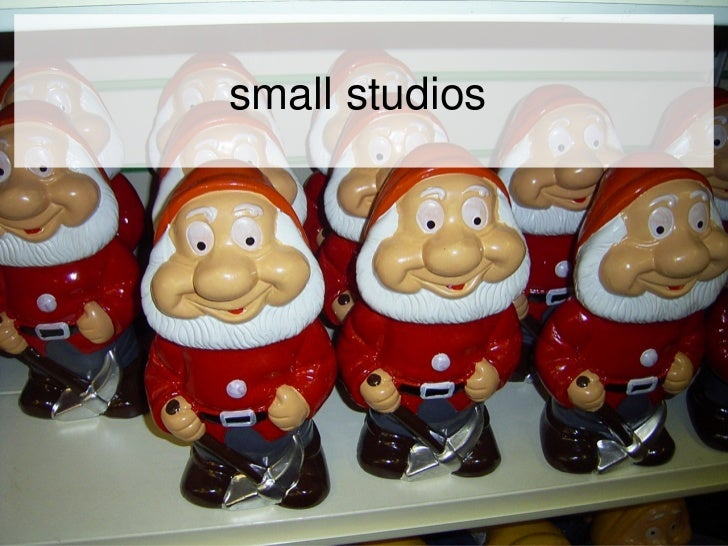 small studios