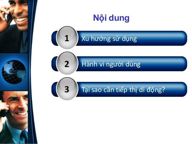 Mobile Marketing - Hải Đăng Slide 2