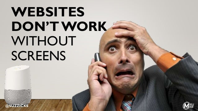 WEBSITES DON'T WORK WITHOUT SCREENS @SUZZICKS