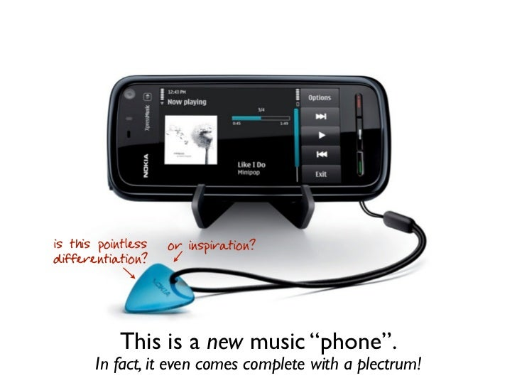 typically required...                This is not a music phone. This however does work quite well when used with a plectru...
