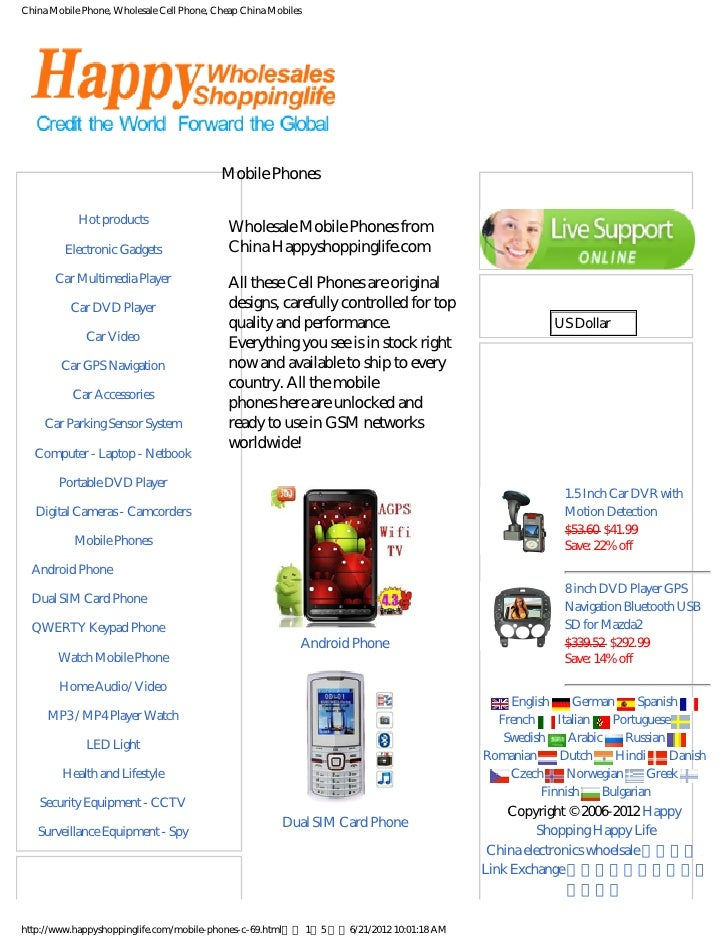 China Mobile Phone, Wholesale Cell Phone, Cheap China Mobiles                                           Mobile Phones     ...
