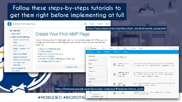 #MOBILESEO #BIGDIGITALADL BY @ALEYDA FROM @ORAINTI Follow these steps-by-steps tutorials to get them right before implemen...