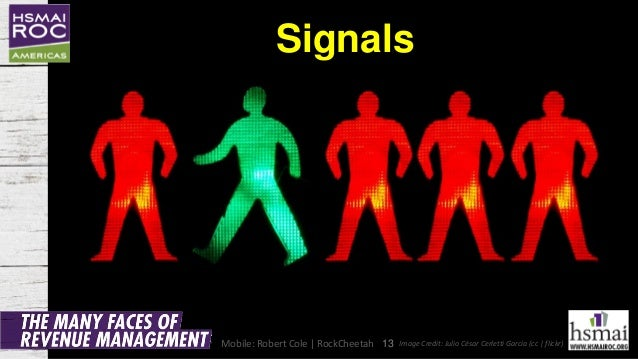 Signals 13 Image Credit: Julio César Cerletti García (cc | flickr)Mobile: Robert Cole | RockCheetah