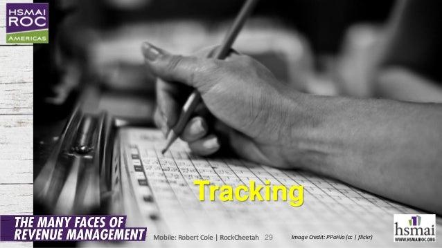 Tracking 29 Image Credit: PPoHio (cc | flickr)Mobile: Robert Cole | RockCheetah
