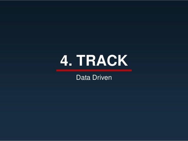 4. TRACK Data Driven