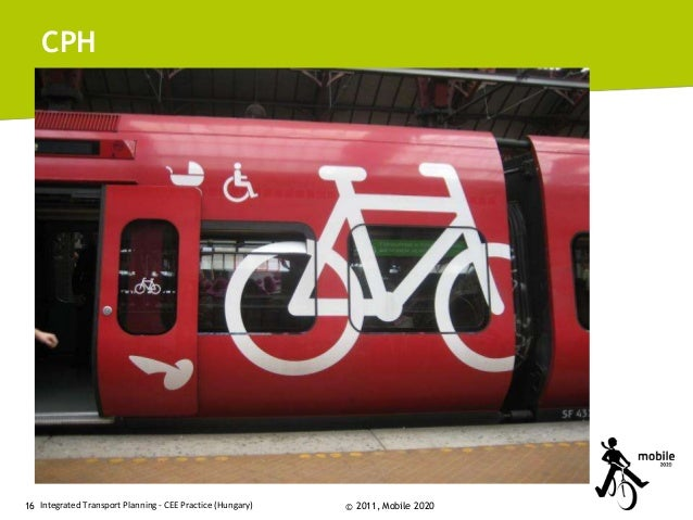 CPH  16 Integrated Transport Planning - CEE Practice (Hungary)  © 2011, Mobile 2020