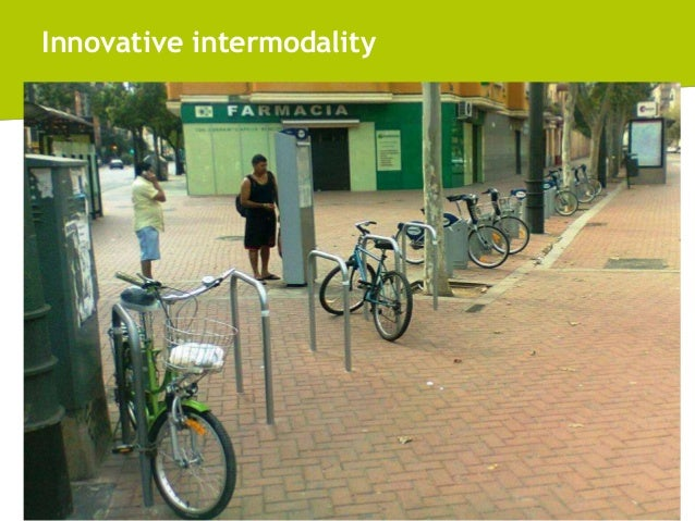Innovative intermodality  34 Integrated Transport Planning - CEE Practice (Hungary)  © 2011, Mobile 2020