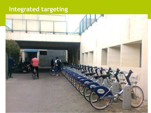 Integrated targeting  36 Integrated Transport Planning - CEE Practice (Hungary)  © 2011, Mobile 2020