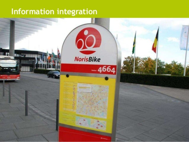 Information integration  41 Integrated Transport Planning - CEE Practice (Hungary)  © 2011, Mobile 2020