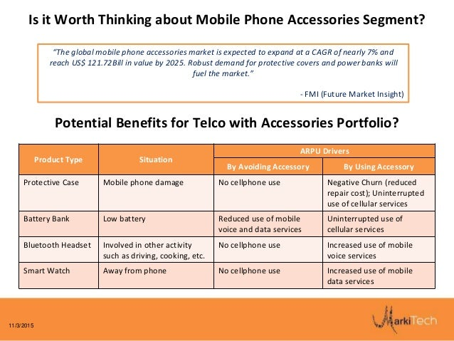mobile phone market drivers The mobile phone accessories market is influenced by certain key drivers that play a major role in altering market dynamics in the aforementioned regions increasing disposable income and growing global population.