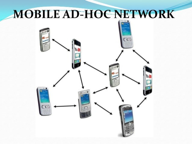 Mobile Ad Hoc Network Pdf