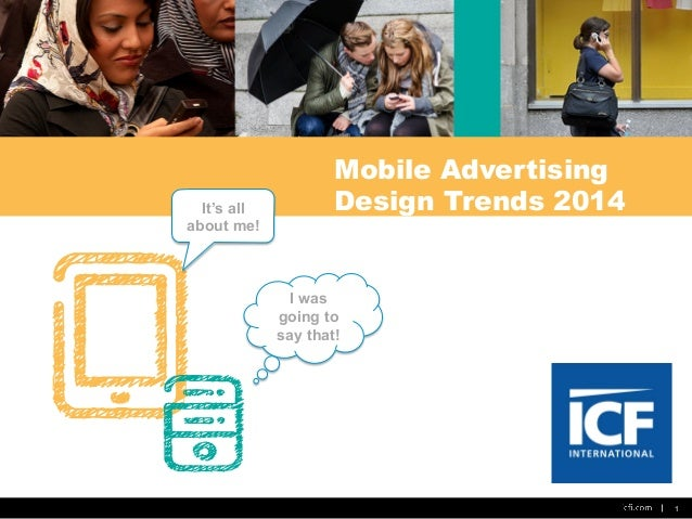 Mobile advertising design trends 2014 for Mobili ad trend