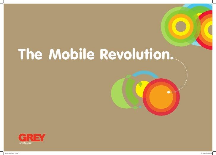 The Mobile Revolution.Mobile_Advertising_B.indd 1                       10-04-2009 09:02:23